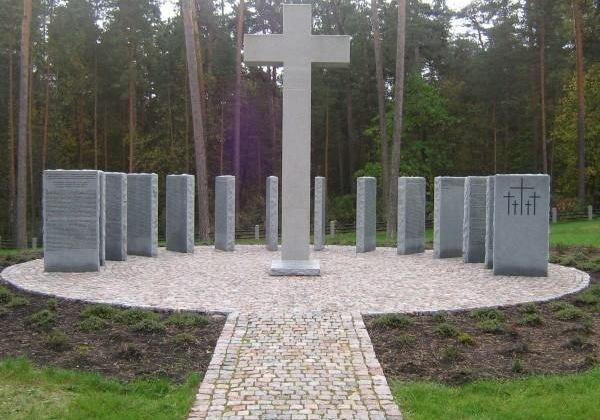 II Pasaules karā kritušo vācu karavīru atdusas piemiņas vieta