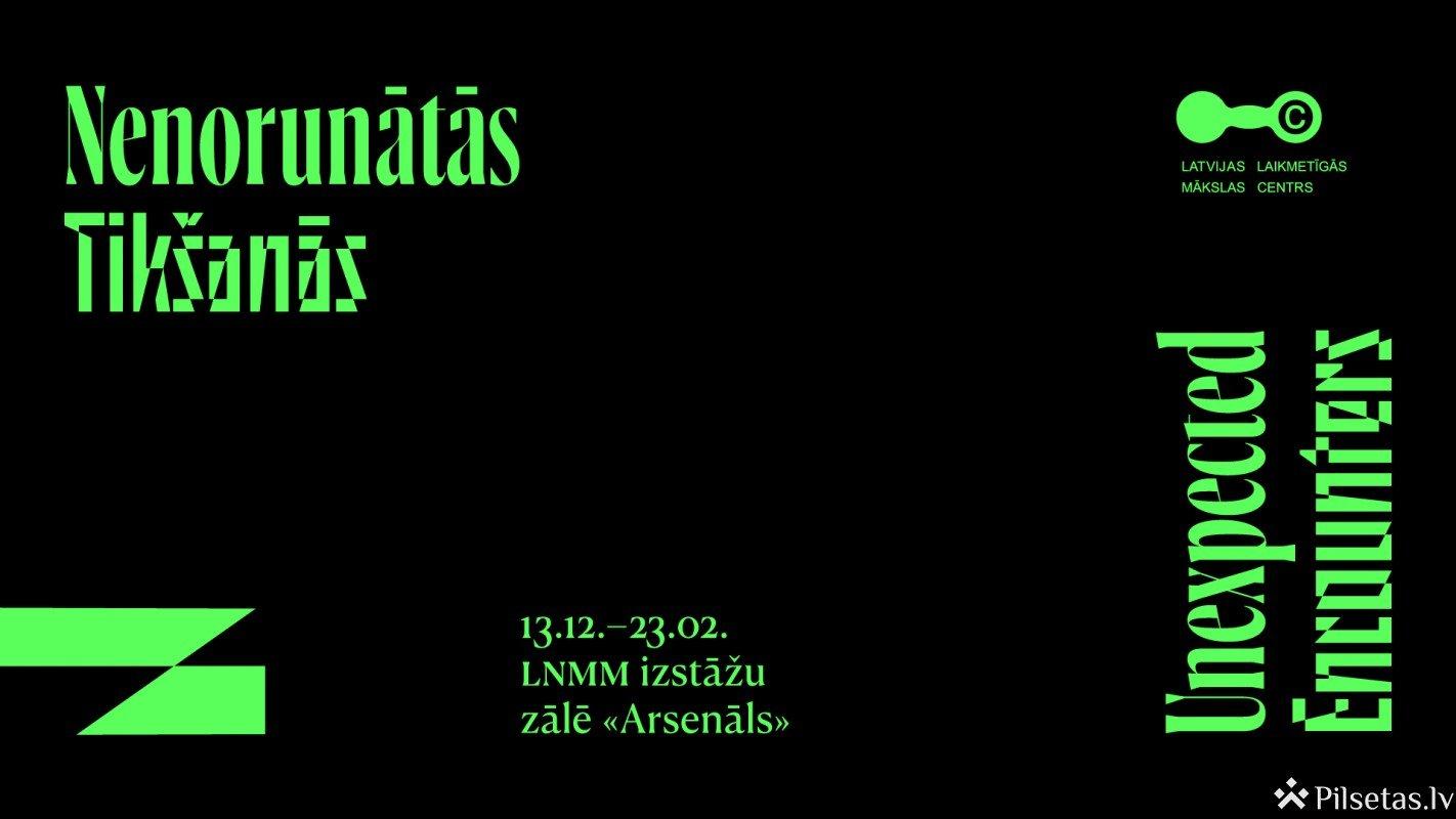 """Latvijas Laikmetīgās mākslas centra izstādē """"Nenorunātās tikšanās"""" vēstures piemēri mīsies ar nākotnes scenārijiem"""
