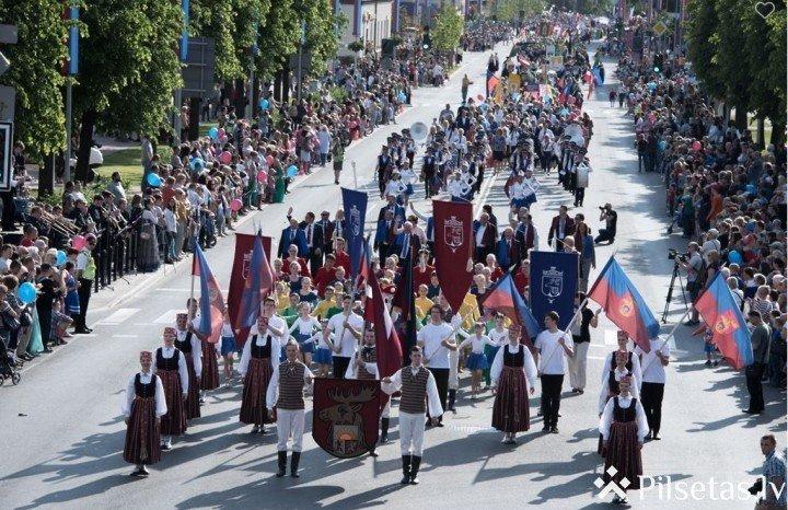 Jelgavas pilsētas svētki 2019