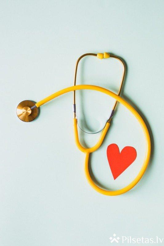 Kandavā rezidentūras praksi pediatrijā uzsāk jaunais ģimenes ārsts