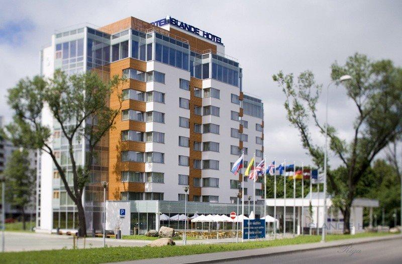 ISLANDE AIRBALTIC HOTEL
