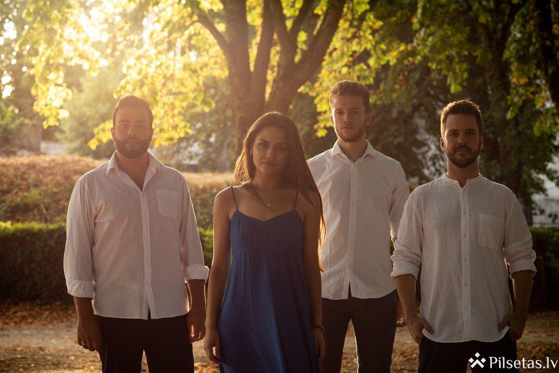 Bauskas pilī uzstāsies Spānijas vokālais ansamblis CANTORÍA