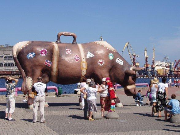 Ceļojošā govs