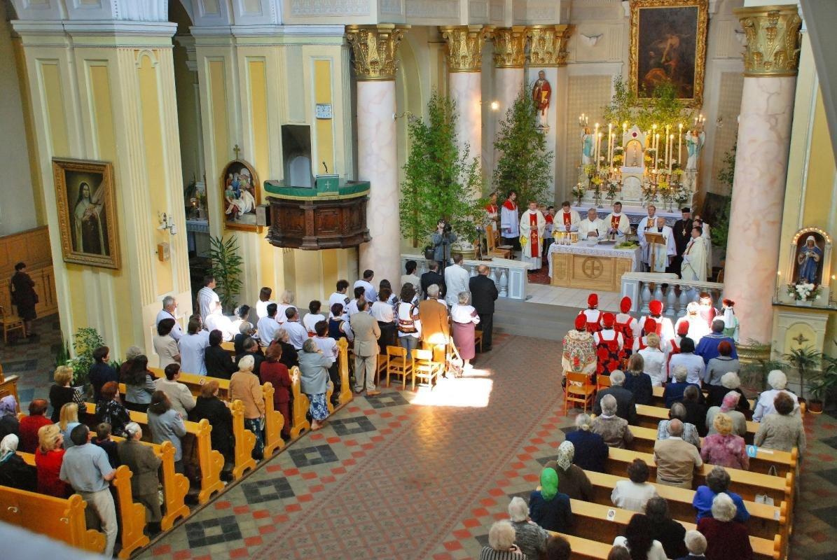 Sv. Pētera Romas katoļu baznīca