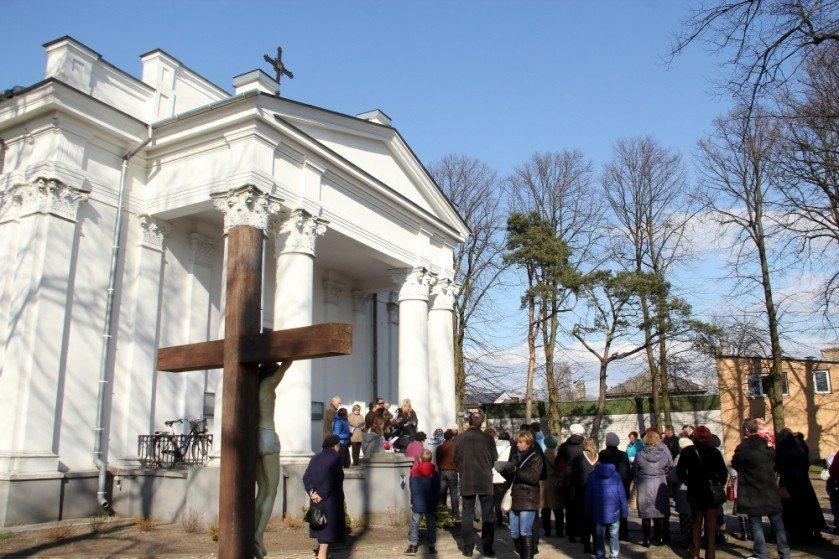 Ventspils Sv. krusta Romas katoļu baznīca