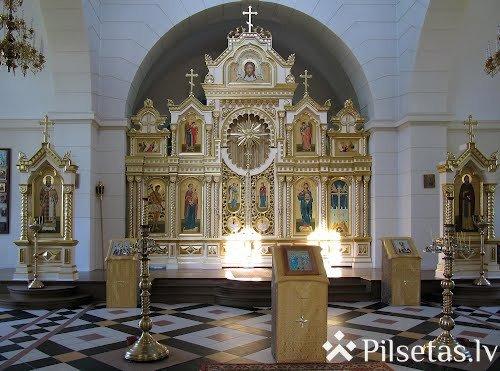 Stāmerienas Sv. Ņevas Aleksandra pareizticīgo baznīca*