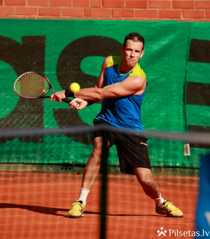 """Munchausen Cup"" ITF tenisa turnīrs senioriem"