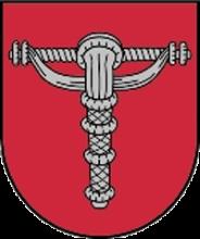 Область Гробиня герб
