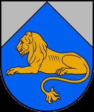 Область Наукшени герб