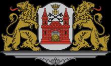 Rīga ģērbonis